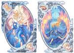 Fairest III - chapter illustrations I