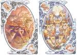 Fairest III - chapter illustrations II