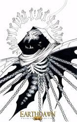 Earthdawn - Bone Spirit
