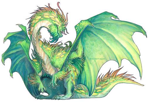 green fairy dragon