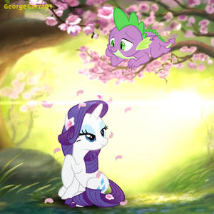 Nothing can compare to you my sweet Rarity