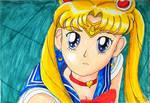 #SailormoondrawingChallenge by galbin32