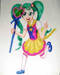 Magical Ruru by galbin32