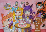 Party Party DecoPlay 1st Anniversary by galbin32