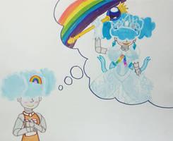 Dream of Cloud Cookie