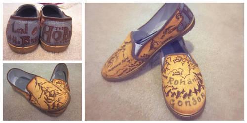 LOTR Shoes Version 1 by AshleyDesignSmith