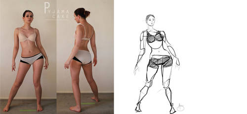 Sketch This: Figure by AshleyDesignSmith