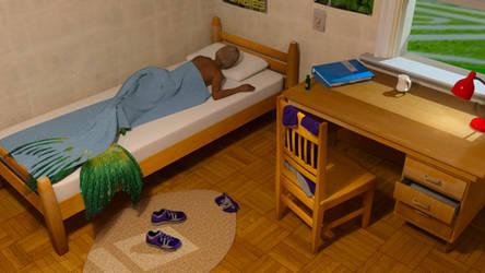 Dorm potion part 2 by lasserine