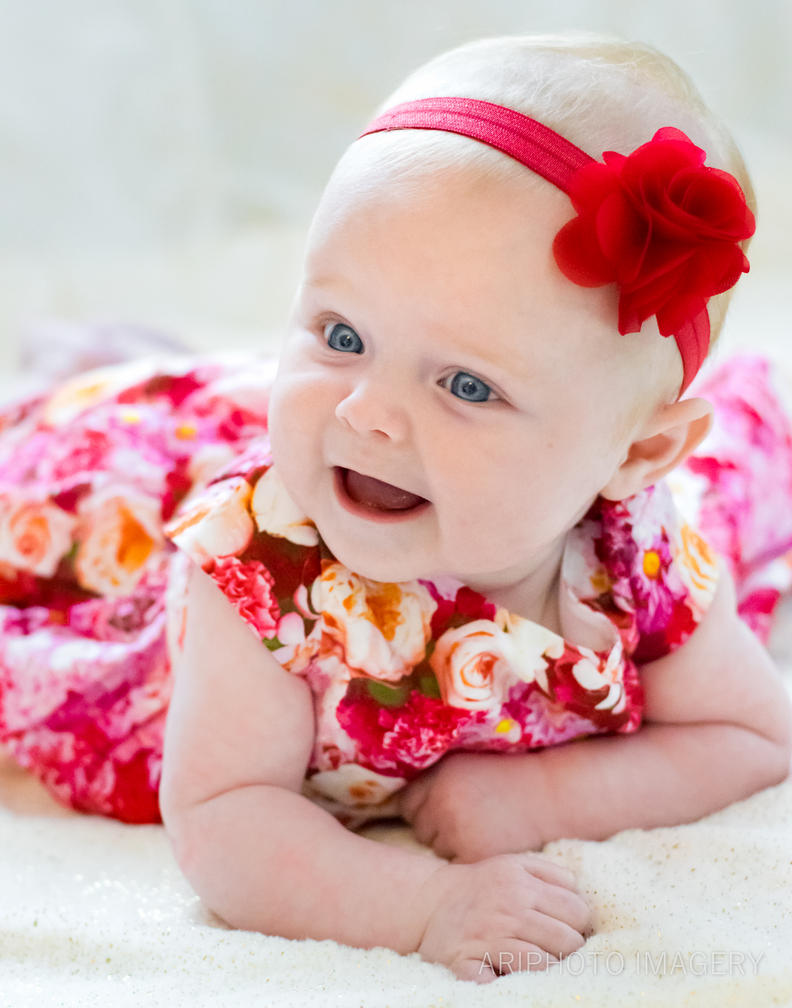 Elyanna Rose - 3 months 2 by arivendi