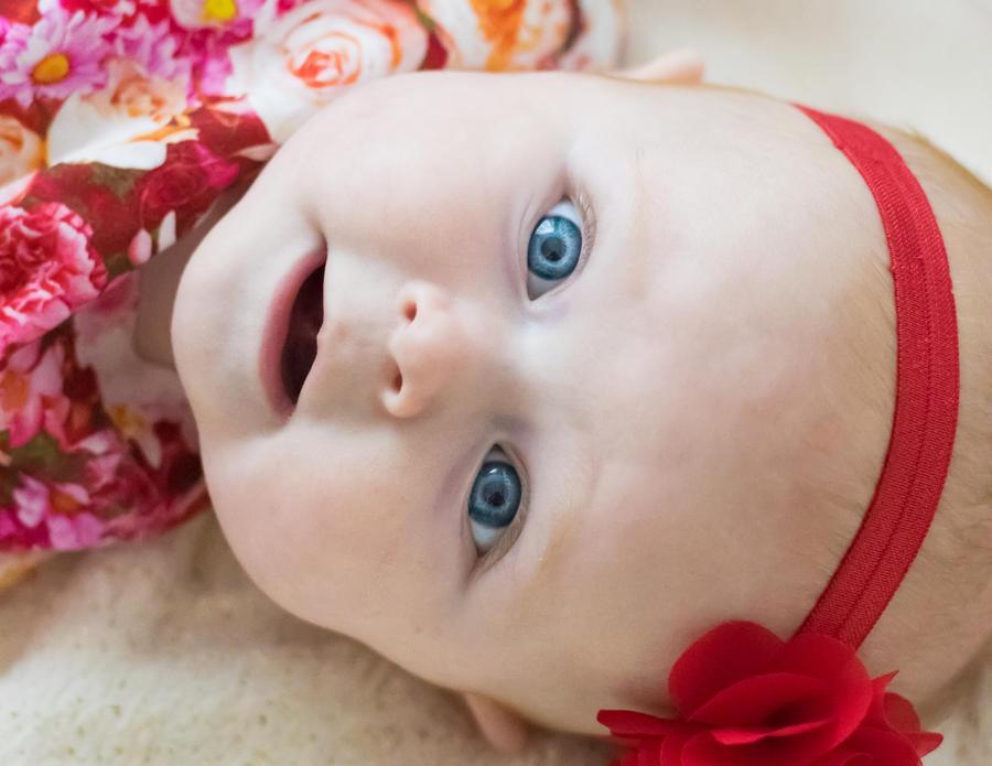 Elyanna Rose - 3 months 3 by arivendi