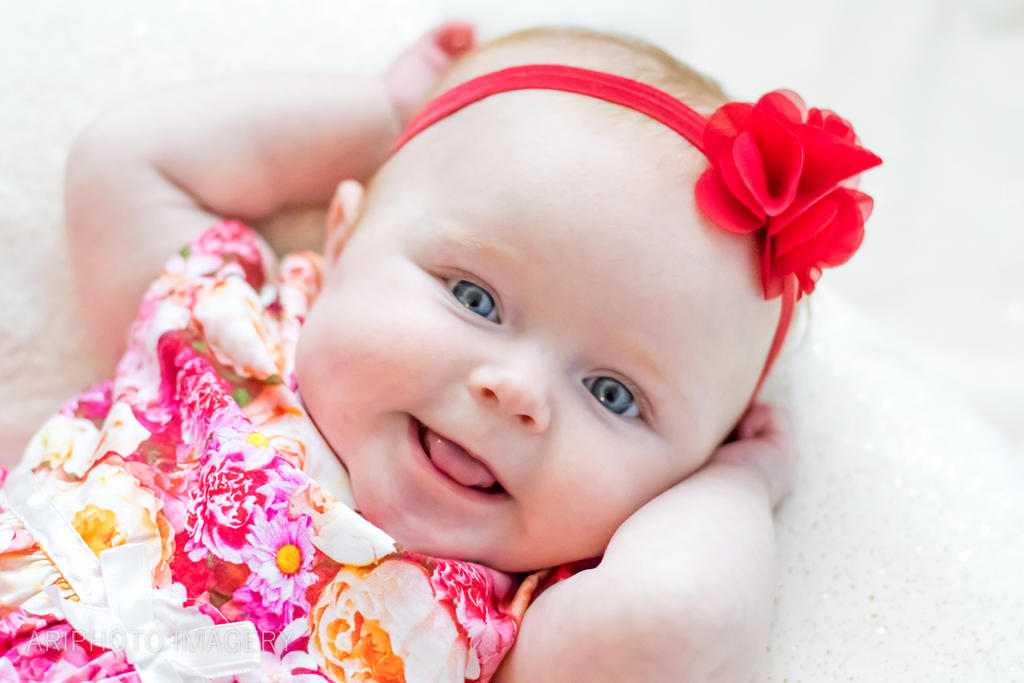 Elyanna Rose 3 months 4 by arivendi