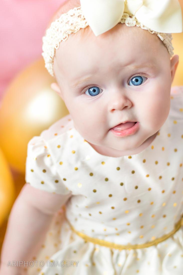 Elyanna Rose 6 months by arivendi