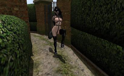 Pony Frisky 01 by DannaPearl