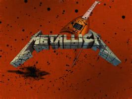 Metallica by ameckawi
