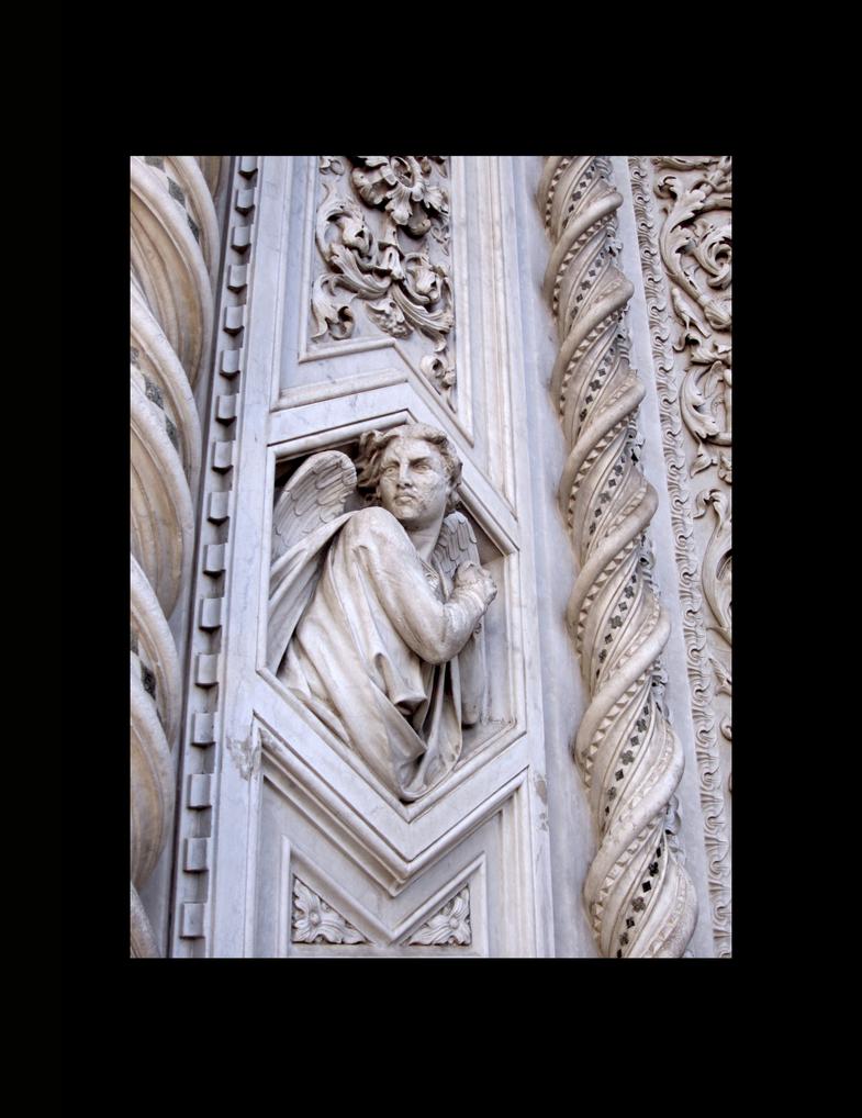 Angel or demon? by AlexLehner