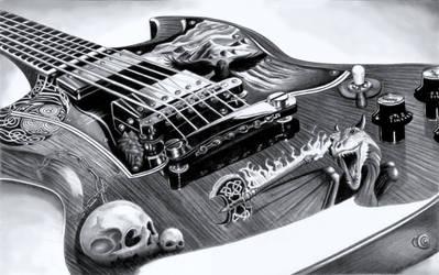 Soul Of Metal by AlexLehner