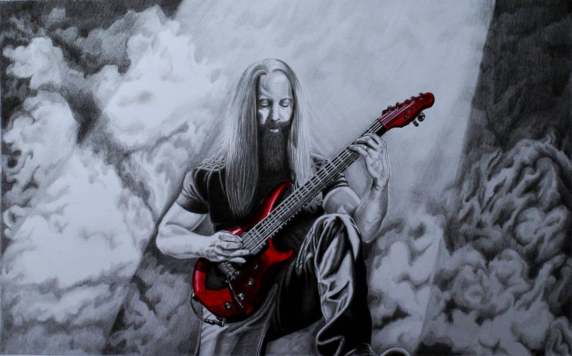Master Of Strings John Petrucci