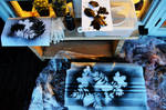 Evening suitcase spraying session by AlexLehner