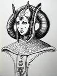 Queen Amidala by AlexLehner