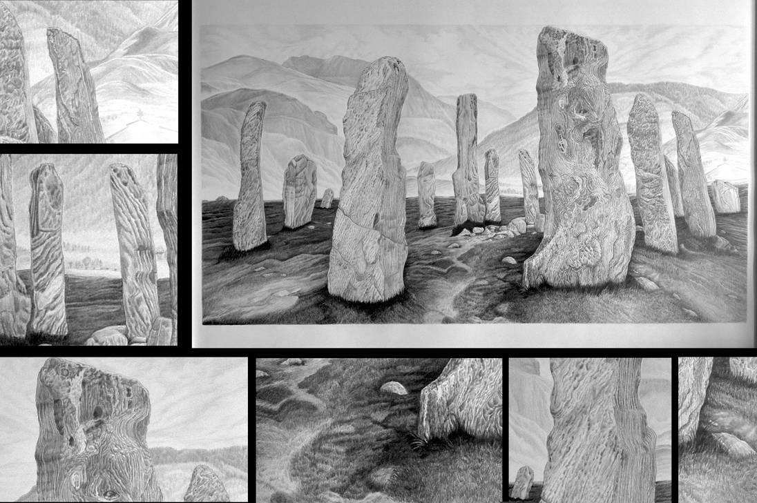 Callanish stones: Silent Guardians of Time