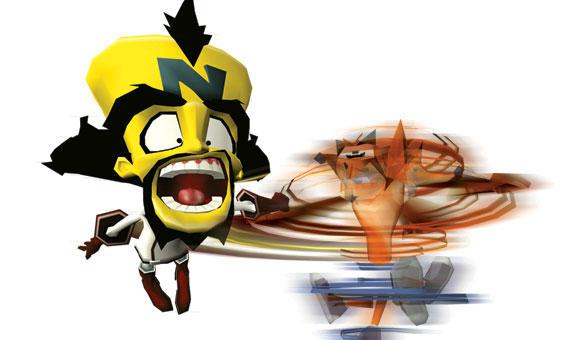 Crash and Cortex 05