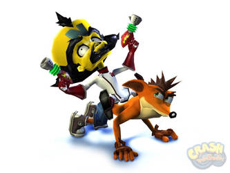 Crash and Cortex 06