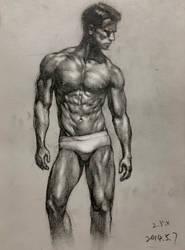 male body by nikitazep