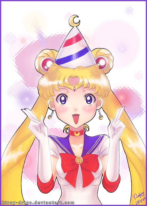 Sailor Moon:: Birthday Gift by Hiroy-Drigo on DeviantArt
