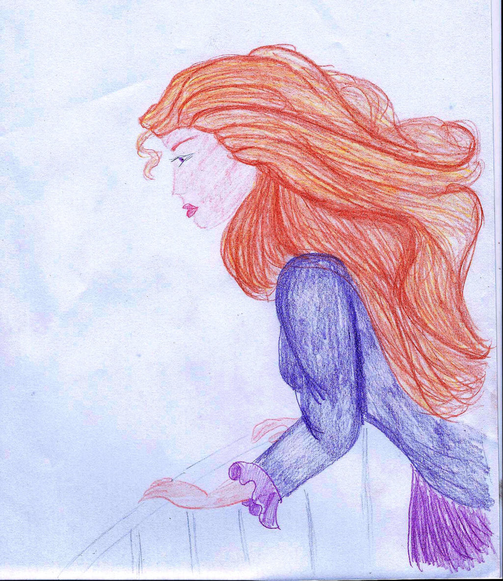 Anita Isolde Johnson by Nessie222