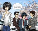 What if Matsuda was Kira...?