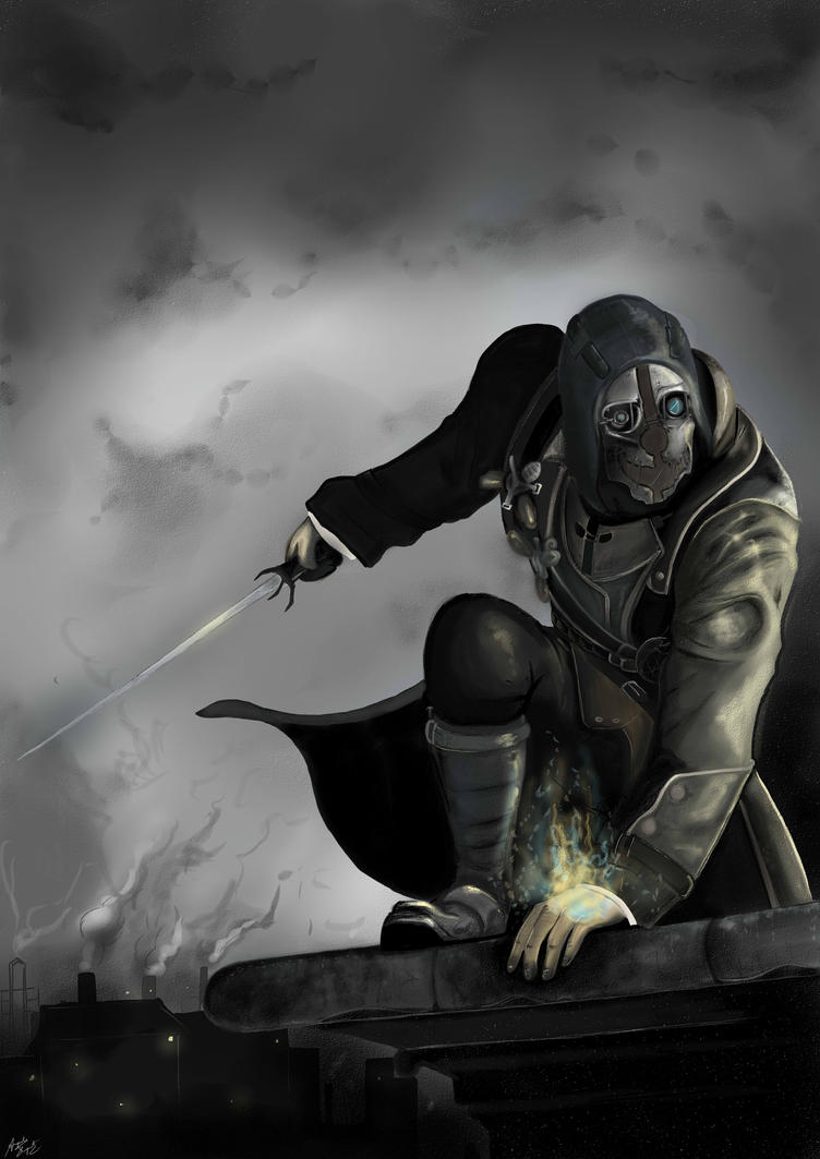 Dishonored by DudeCripple