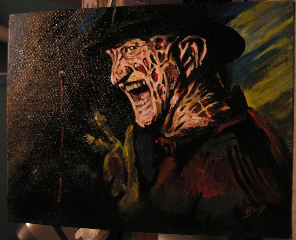 Bloody Night Terrors by Bireaux