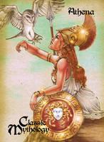 Athena Promo Card P4 by Pernastudios