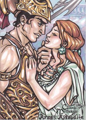 Ares Aphrodite - Amber Shelton