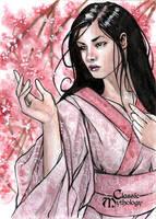 Konohana Sakuya-Hime - Craig Yeung by Pernastudios