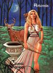 Artemis Base Card Art - Nick Neocleous