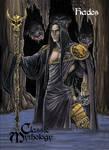 Hades Base Card Art - Lynne Anderson