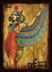 Isis Base Card Art - Soni Alcorn-Hender