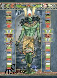 Osiris Base Card Art - Meghan Hetrick by Pernastudios