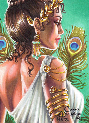 Hera Sketch Card Rhiannon Owens By Pernastudios On Deviantart