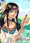 Wohpe - Sanna Umemoto by Pernastudios