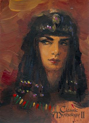 Ashkit - Ingrid Hardy by Pernastudios