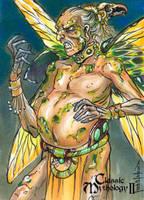 Lord of Xibalba - Mel Uran by Pernastudios