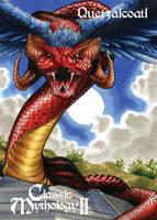 Quetzalcoatl Preview Card CM2 by Pernastudios