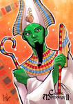 Osiris - Irma Ahmed