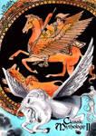 Pegasus - Achilleas Kokkinakis
