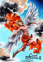 Icarus - Achilleas Kokkinakis by Pernastudios