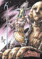 Thoth - Anthony Tan by Pernastudios