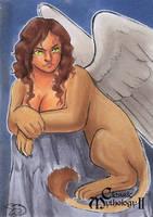 Sphinx - Stefanie Battalene by Pernastudios