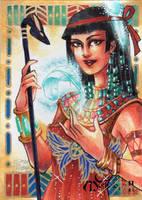 Ma'at - Hanie Mohd by Pernastudios